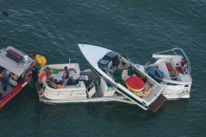 Seven Common Reasons for Boating Accidents