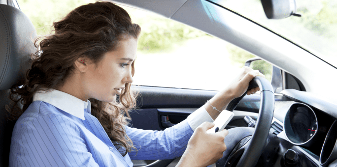 Distracted Drivers Injuring Miami Drivers - Miami Personal Injury Lawyer