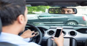 Miami Personal Injury Lawyer - Distracted Drivers Injuring Miami Drivers