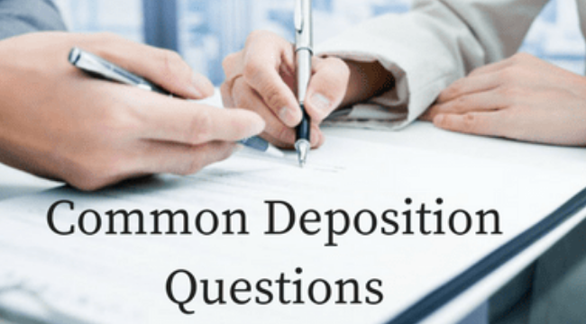 Miami Slip and Fall Lawyer - Answering Your Slip and Fall Deposition Questions