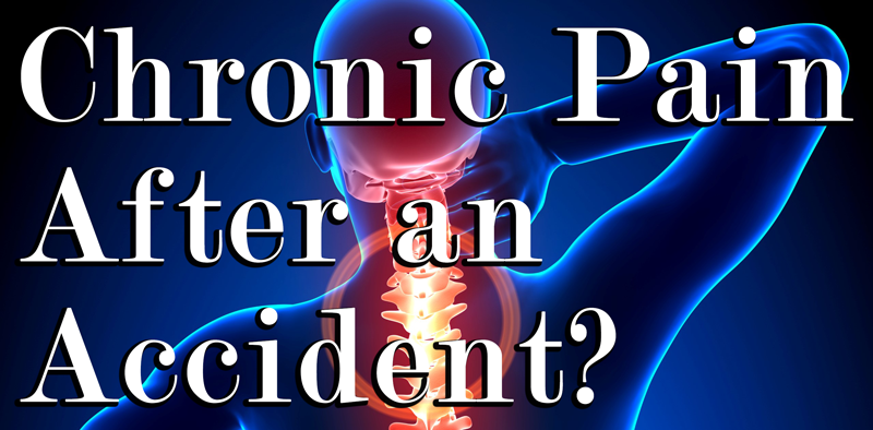 Suffering from Chronic Pain Due to an Accident - Miami Car Accident Attorney