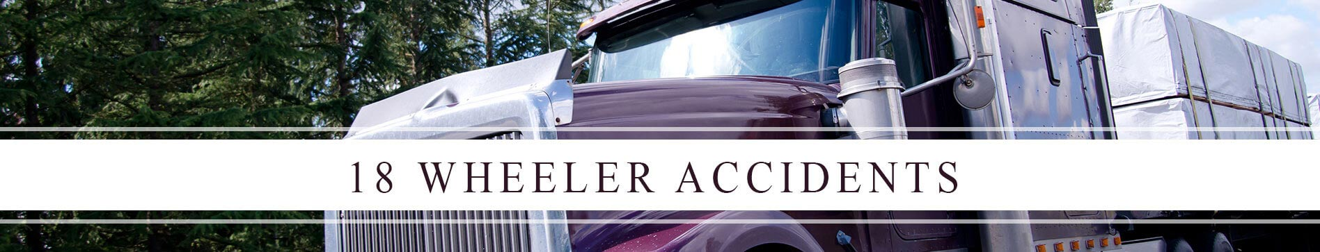 Miami 18-Wheeler Accident Lawyers - Truck Accident Attorneys in Miami