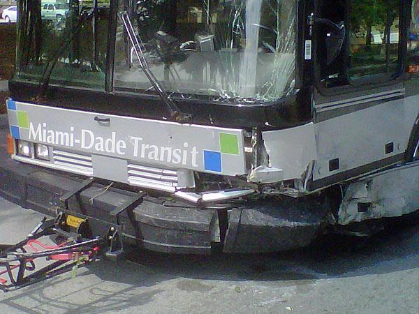 public bus accident
